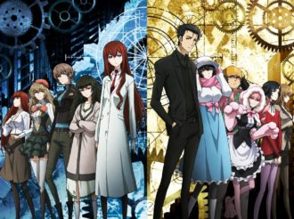 Steins;Gate 0 Reveals New Visual, Broadcast Start, and 5 New Characters