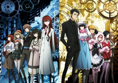 Steins;Gate Zero Anime Visual