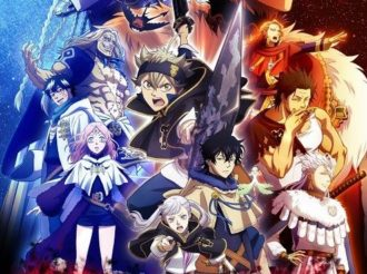 Black Clover Enters Next Season With New Visual