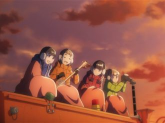 Sora Yorimo Tooi Basho Episode 12 Preview Stills and Synopsis