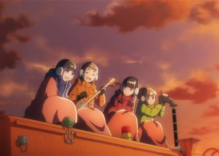 Sora Yorimo Tooi Basho Episode 12 | Official Anime Screenshot