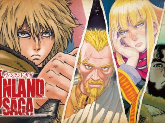 Attack on Titan Studio WIT Produces New Anime, Vinland Saga