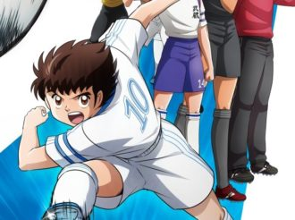 Captain Tsubasa Reveals New Visual and 5 Characters