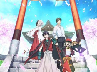 Donten ni Warau: Side Story Reveals Visual and Story for Final Movie