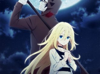 Angels of Death Opens Website, Releases Trailer, Reveals Main Cast and Staff