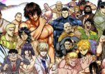 Anime Kengan Ashura | Visual