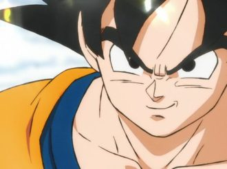 Movie Dragon Ball Super: Son Goku Fighting Against a Saiyan Enemy?
