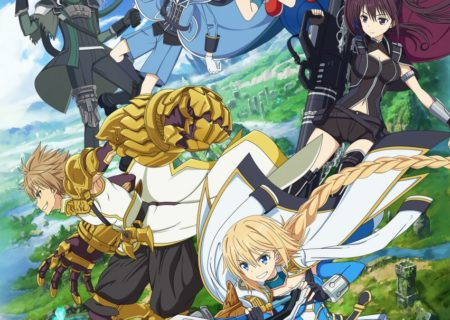 Han-Gyaku-Sei Million Arthur from Square Enix | Anime Adaptation