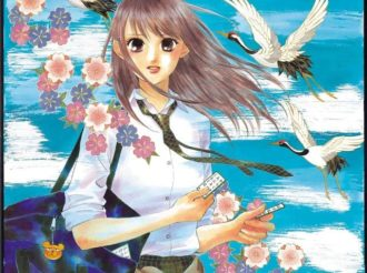 Yuki Suetsugu's First Exhibition of Chihayafuru Releases Key Visual