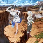 Theatrical Movie Is It Wrong To Pick Up Girls in a Dungeon? Arrow of the Orion   Anime Visual