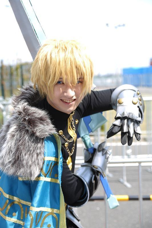 Gawain from Fate | AnimeJapan 2018 - Cute and Pretty Cosplays from New Series to Classics