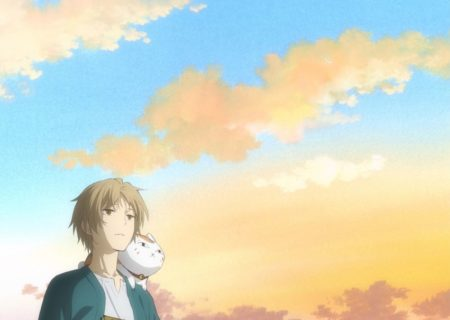 Anime Movie Natsume Yuujin-chou: Utsusemi ni Musubu (lit. Natsume's Book of Friends the Movie: Tied to the Temporal World)