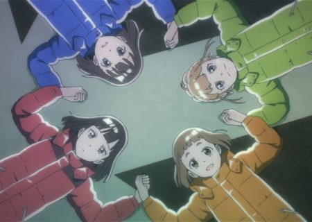Sora Yorimo Tooi Basho (A Place Further Than the Universe) Episode 13 Official Anime Screenshot