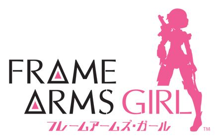 Frame Arms Girl Anime Logo