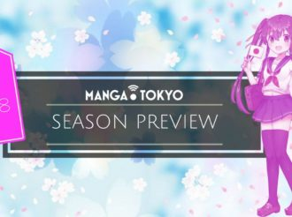 Spring 2018 Anime Preview: First Episode Impressions
