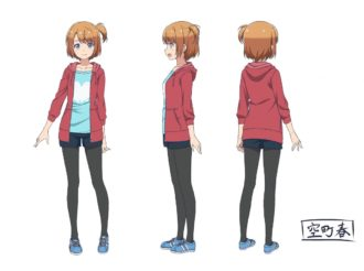 Sora to Umi no Aida to Air this Fall, Staff, Cast, Characters, and Mechanical Info Revealed