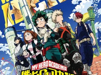 Movie My Hero Academia Reveals Title, Release Date, & Releases New Key Visual