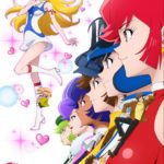 Anime Cutie Honey Universe Visual