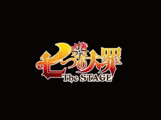 The Seven Deadly Sins Announces Stage Play in August