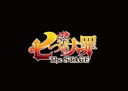 The Seven Deadly Sins Stage Play Logo