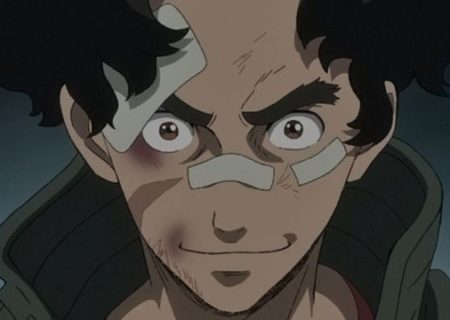 Megalo Box Anime Still