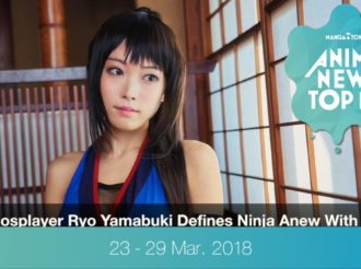 This Week's Top 10 Most Popular Anime News (23-29 March 2018)