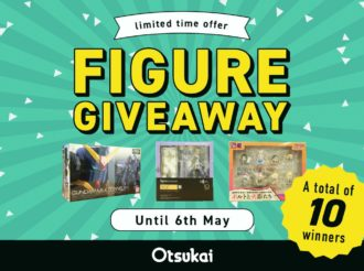 WIN Amazing Prizes by Purchasing Items via Otsukai!