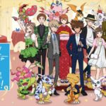 Digimon Adventure tri. MUSIC CAFE In Ani ON STATION Final Party! collaboration cafe