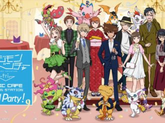 Digimon Adventure tri. Collaboration Cafe Comes to Five Japanese Cities