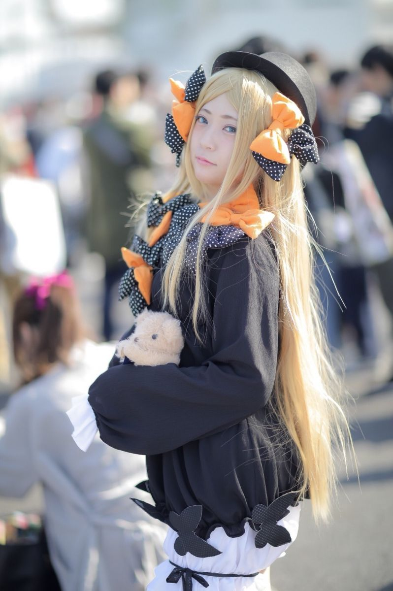 Mami Hoshino as Abigail Williams from 'Fate/Grand Order' | AnimeJapan 2018 - Last Day Cosplay Gallery