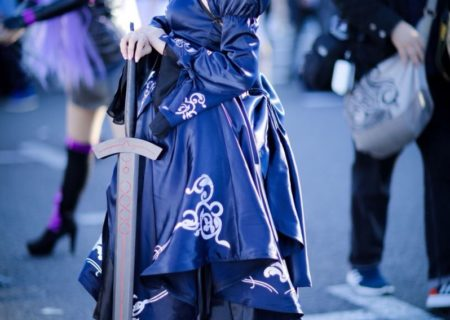 JILL as Altria Pendragon (Alter) from 'Fate/Grand Order' | AnimeJapan 2018 - Last Day Cosplay Gallery
