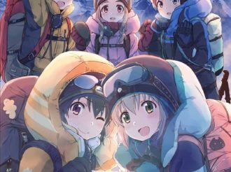 Yama no Susume Releases First Visual