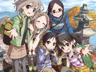 Yama no Susume Third Season Releases Key Visual and 2nd PV