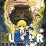 'Hunter x Hunter' Vol. 35 Manga