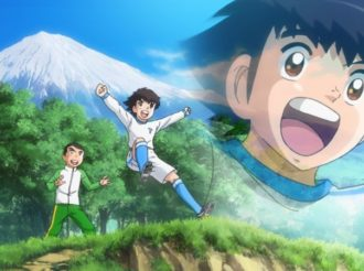 Captain Tsubasa Episode 1 Preview Stills and Synopsis