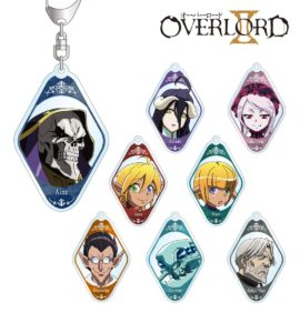 Overlord Anime Keyholder | Anime Merchandise Monday (2-9 April) ©丸山くがね・KADOKAWA刊/オーバーロード2製作委員会
