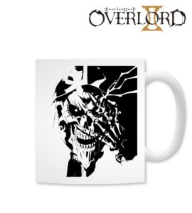 Overlord Anime Mug | Anime Merchandise Monday (2-9 April) ©丸山くがね・KADOKAWA刊/オーバーロード2製作委員会