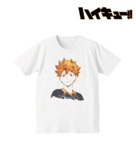 Haikyuu!! Anime T-shirt | Anime Merchandise Monday (2-9 April) ©古舘春一/集英社・「ハイキュー!!3rd」製作委員会・MBS