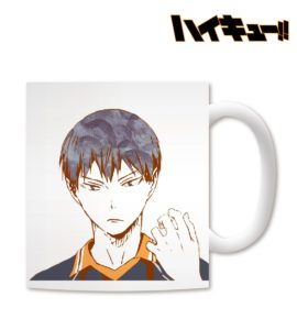 Haikyuu!! Anime Mug| Anime Merchandise Monday (2-9 April) ©古舘春一/集英社・「ハイキュー!!3rd」製作委員会・MBS