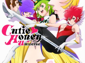 AnimeJapan 2018 – Cutie Honey Universe Special Stage Report