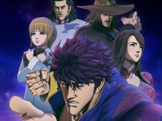 Fist of the Blue Sky Regenesis Introduces Two New Mysterious Characters