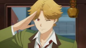 Tada Never Falls in Love (Tada-kun wa Koi wo Shinai) Episode 1 Official Anime Screenshot