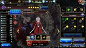 Fate/stay night x The Alchemist Code   Game Collaboration