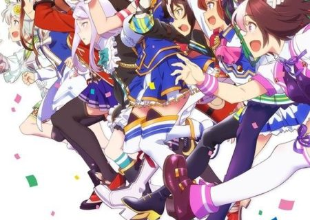 Anime 'Uma Musume - Pretty Derby' 3rd Key Visual