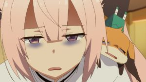 Katana Maidens ~ Toji no Miko Episode 13 Official Anime Screenshot