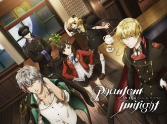 Anime Phantom in the Twilight Releases 1st Promotional Video