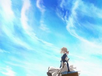 Violet Evergarden Announces New Project
