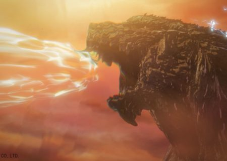 Still from Godzilla: City on the Edge of Battle | Animated Movie