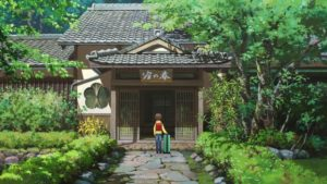 Waka Okami wa Shougakusei (The Young Innkeeper is an Elementary Schooler) Anime Movie Visual
