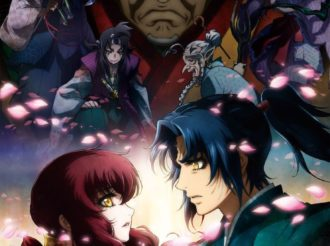 Basilisk: The Ouka Ninja Scrolls Releases 3rd Key Visual and Blu-ray Box Information